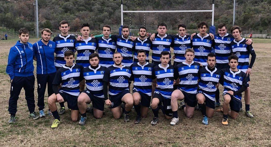La Union Riviera Rugby under 18 cede al solido Biella, ma c'è fiducia nel futuro