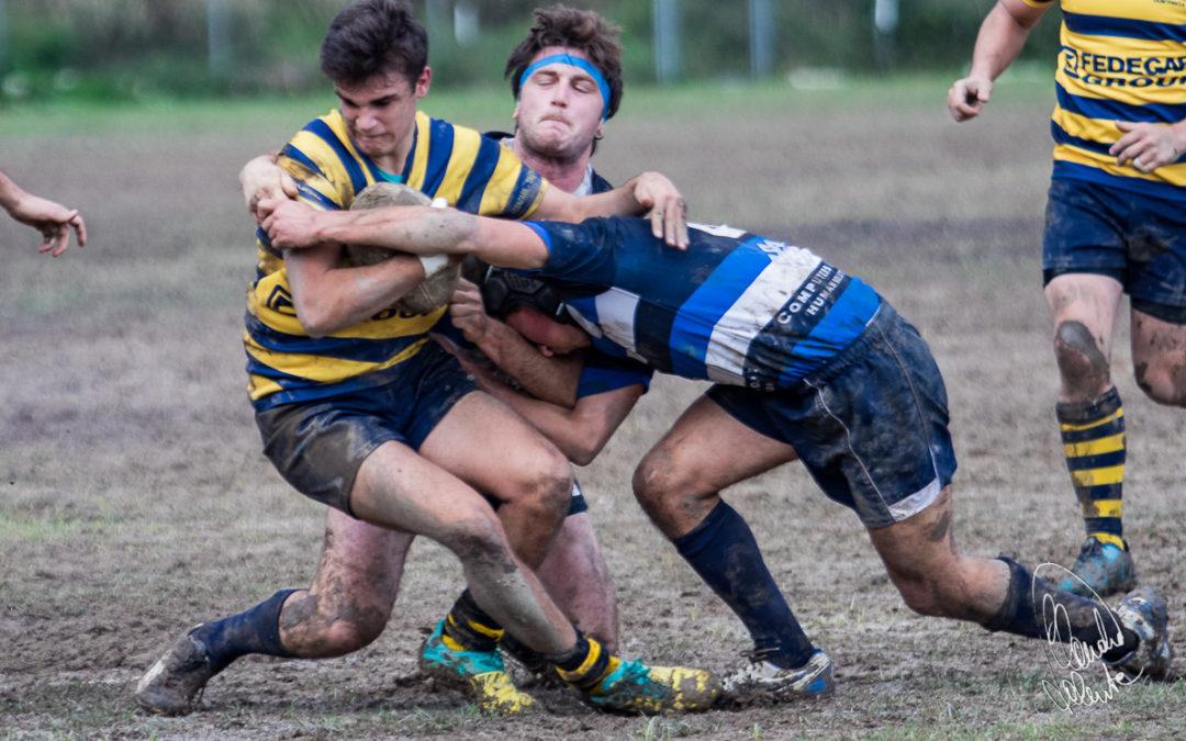 Campionato stregato per la Union Riviera Rugby: il CUS Pavia passa ad Imperia