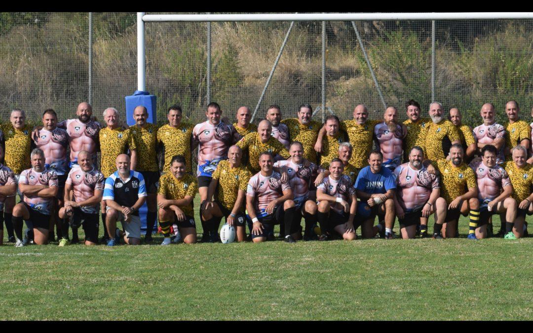 Una grande giornata di rugby ad Imperia nel segno di Carletto Oddone