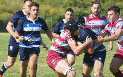 Union Rugby Riviera, buona la prima all'ultimo respiro